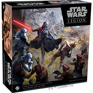 星際大戰軍團 核心包 英文版 Star Wars Legion Core Set En
