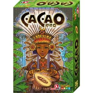 可可亞 桌上遊戲(中文版) Cacao