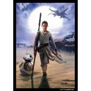 星戰角色牌套-芮 Star Wars Art Sleeves: Rey