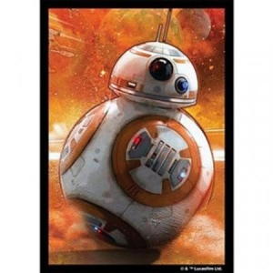 星戰角色牌套-BB-8 Star Wars Art Sleeves: BB-8