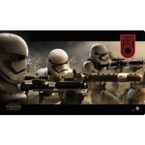 星戰桌墊--第一軍團 Star Wars First Order Playmat