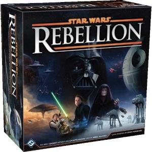 星際大戰: 反抗軍 桌上遊戲 Star Wars: Rebellion Board Game