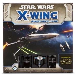 星戰: X戰機 桌上遊戲 Star Wars: X-Wing - The Force Awaken