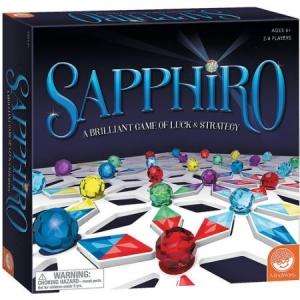 絢麗寶石  桌上遊戲 Sapphiro