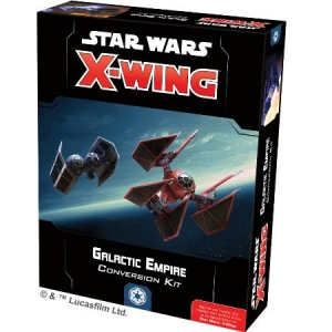 X翼戰機銀河帝國轉換包 X-wing conversion kit Galactic Empire