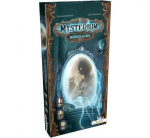 詭秘莊園擴充:秘密謊言 中文版 Mysterium Secrets & Lies