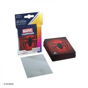 漫威牌套: 蜘蛛人(50+1張) MARVEL ART SLEEVES SPIDER-MAN SHE