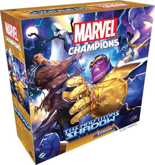 漫威傳奇再起擴充: 瘋狂泰坦之影 Marvel Champions: The Mad Titan