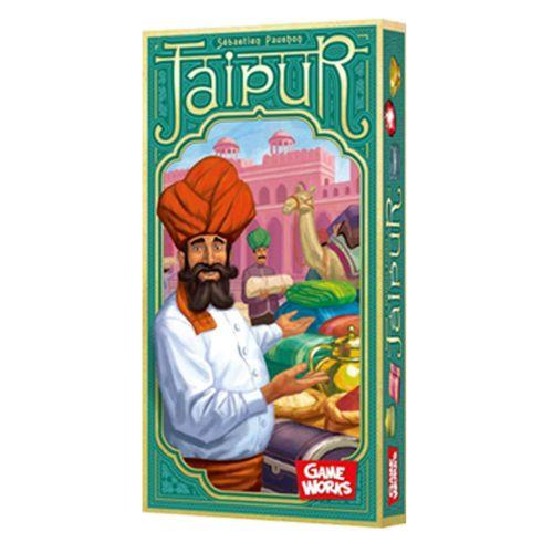 齋普爾 桌上遊戲(中文版) Jaipur