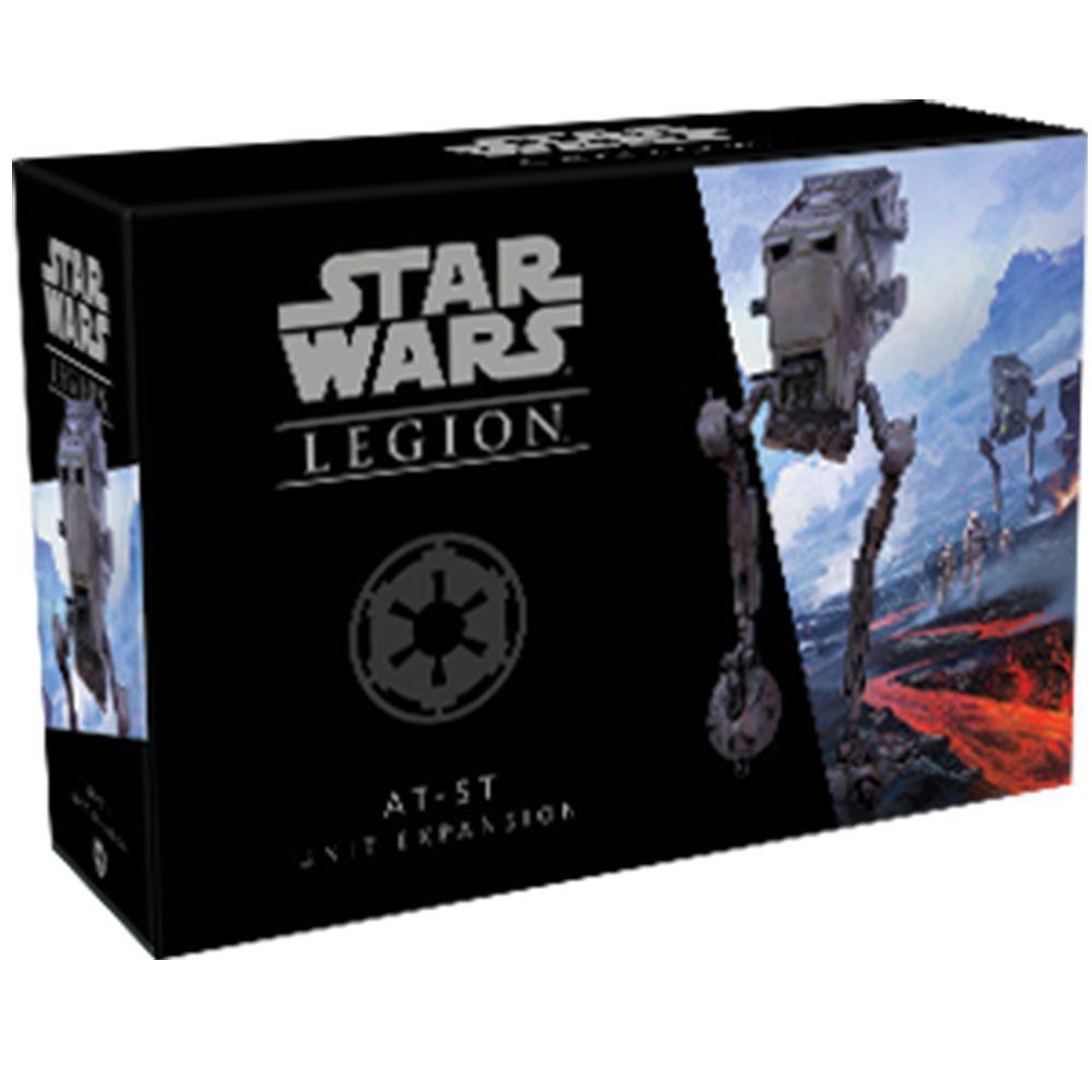 星際大戰軍團: AT-ST單位擴充 英文版 Star Wars Legion At-St Unit Expansion En