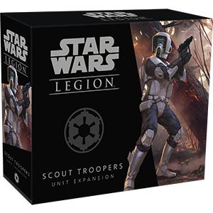 星際大戰軍團: 偵察部隊單位擴充 英文版 Star Wars Legion: Scout Troopers Unit Expansion En