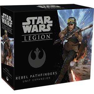 星際大戰軍團: 反抗軍遊騎兵單位擴充 英文版 Star Wars Legion: Rebel Pathfinders Unit Expansion En