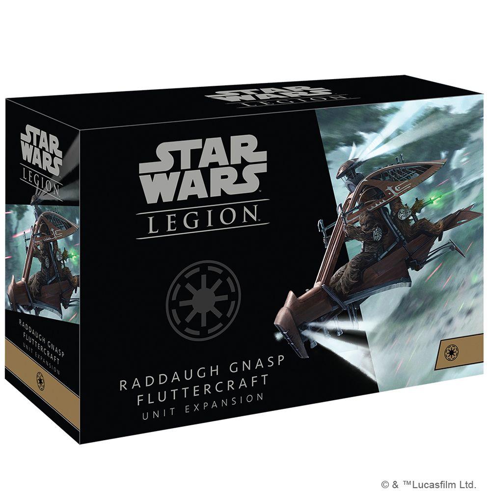星際大戰軍團: 武技族直升機載具單位擴充 英文版 Star Wars Legion: Raddaugh Gnasp Fluttercraft Unit Expansion En