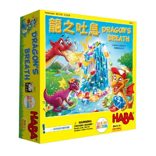 龍之吐息 (中文版) HABA Dragon's Breath