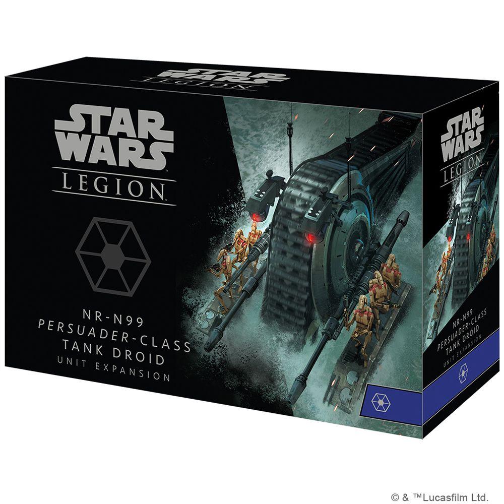星際大戰軍團: NR-N99 追逐者級坦克機器人單位擴充 英文版 Star Wars Legion: Nr-N99 Persuader-Class Tank Droid Unit Expansion En