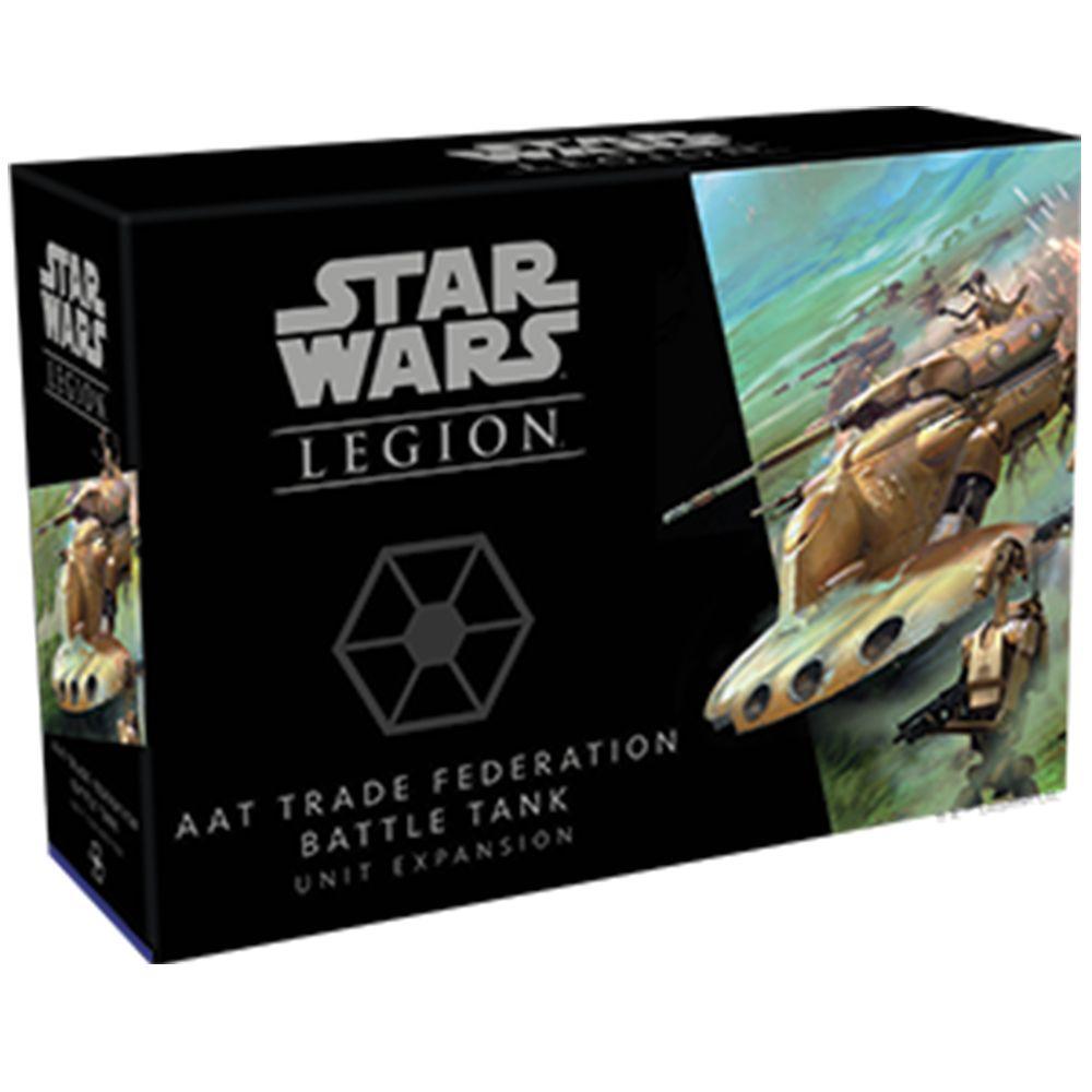 星際大戰軍團: 阿特貿易聯邦戰鬥坦克單位擴充 英文版 Star Wars Legion Aat Trade Federation Battle Tank Unit Expansion En