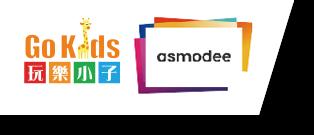 Gokids & Asmodee